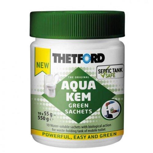 Thetford Aque Kem Green Sachets 500537