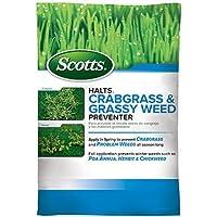 Scotts Halts Crabgrass & Grassy Weed Preventer 5,000-sq ft Deals