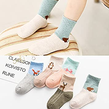 51150cb83706 XIU RONG Children S Socks Cotton Socks In Autumn And Winter In The ...