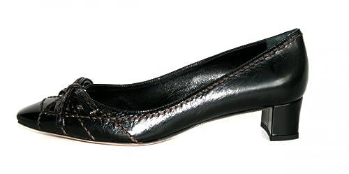 Prada - Mocasines para Mujer Negro Negro: Amazon.es: Zapatos y complementos