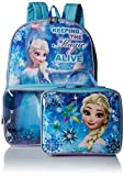 Best Frozen Backpacks - Disney Girls' Frozen Backpack with Lunch Window Pocket Review