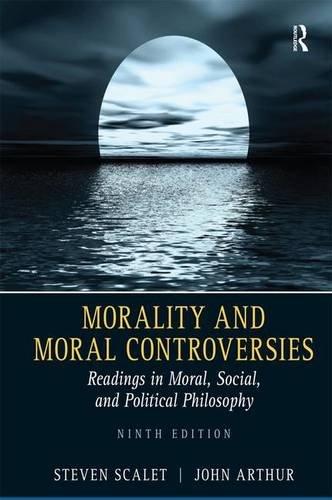 Morality+Moral Controversies (Pb)