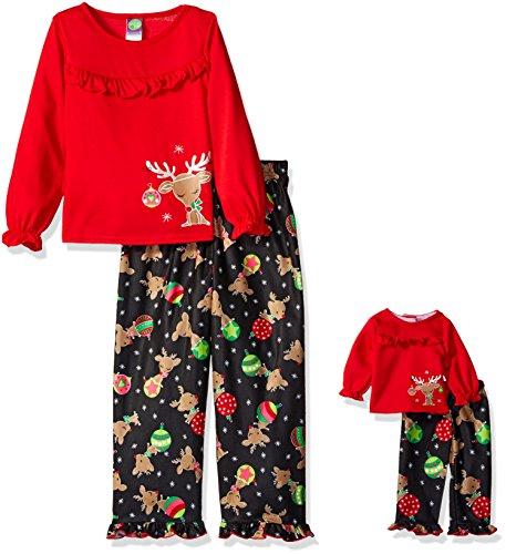 Dollie Me Reindeer Ornament Sleepwear