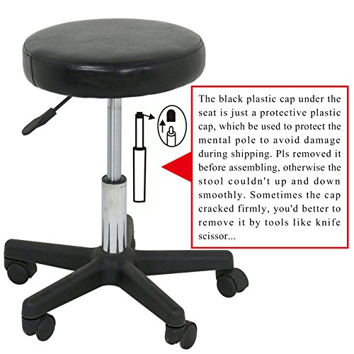 The 8 best salon stools with wheels