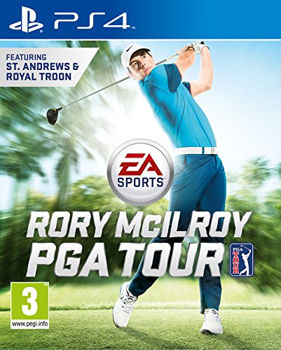 Rory Mcilroy: PGA Tour by Electronic Arts