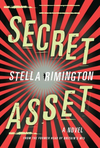 Secret Asset (Liz Carlyle Novels Book 2)