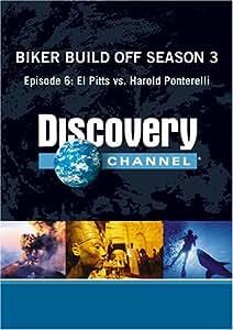 Biker Build Off Season 3 - Episode 6: El Pitts vs. Harold Ponterelli