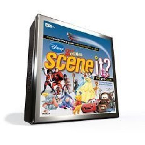 2nd Edition Scene - Scene It? Disney Trivia - 2nd Edition - DVD Game