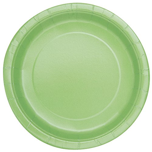 Teal Paper Plates, 16ct