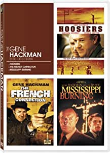 Gene Hackman Triple Feature (Hoosiers / The French Connection / Mississippi Burning)