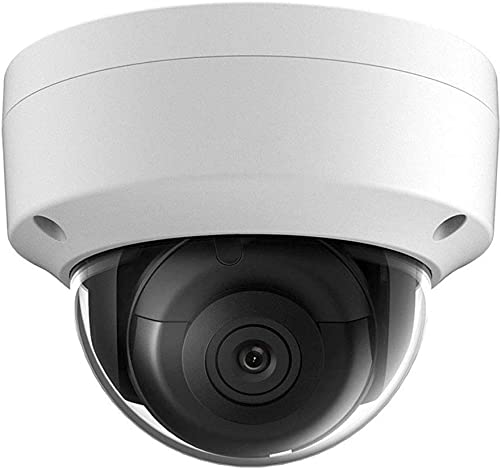 8MP 4K UltraHD Outdoor Security POE IP Camera DT185-I OEM DS-2CD2185FWD-I ,4mm fixed Lens Dome camera