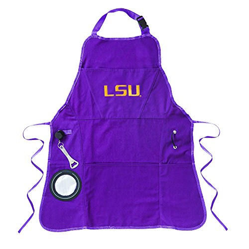 Team Sports America LSU Mens Apron
