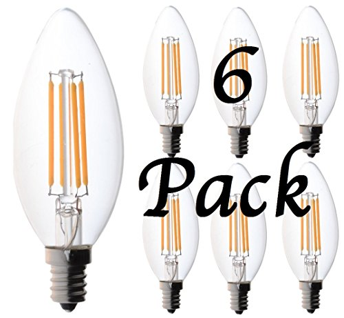 Candelabra Bioluz LED Dimmable Filament product image