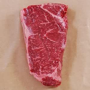 Australian Wagyu Beef Strip Loin, MS4, Whole, Cut To Order - 13 lbs, 1 3/4-inch steaks
