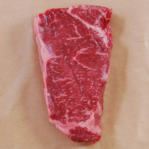 Australian Wagyu Beef Strip Loin, MS4, Whole, Cut To Order - 13 lbs, whole, uncut