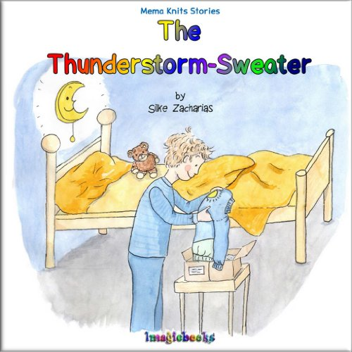 The Thunderstorm-Sweater (illustrated) (English Edition)