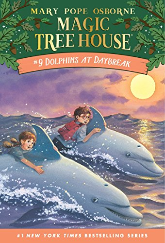 Price comparison product image Dolphins at Daybreak (Magic Tree House, No. 9)