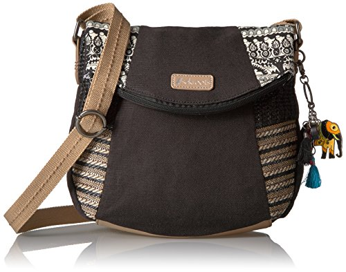 sakroots-artist-circle-foldover-crossbody-b-w-one-world