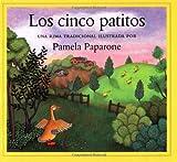 Los Cinco Patitos, Pamela Paparone, 1558587160
