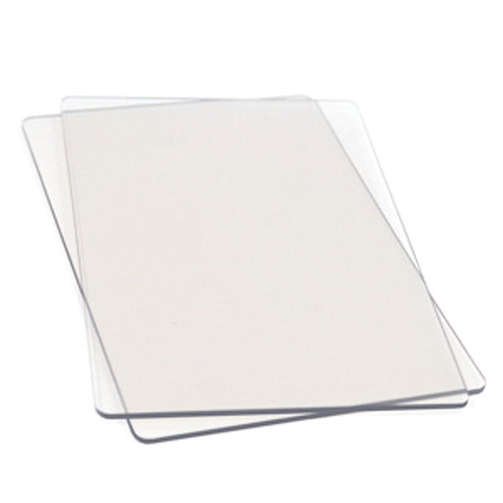 The item for sale is premier set of 5 coloured flexible chopping - Sizzix Standard Cutting Pad Accessory Pack Of 2
