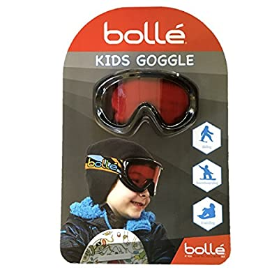 Bolle Kids Goggle for Skiing, Snowboarding, Sledding