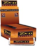 Zen Cigarette Rolling Machine Orange 70MM