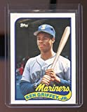 1989 Topps Traded #41T Ken Griffey Jr Seattle Mariners Rookie Card- Mint Condition Ships in New Holder