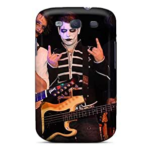High Quality Hard Cell-phone Case For Samsung Galaxy S3 (RWn6643DZoh) Provide Private Custom Trendy Breaking Benjamin Pattern