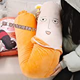 Rain's Pan Anime One Punch Man Saitama Cosplay Funny Plush Body Pillow Cushion 57