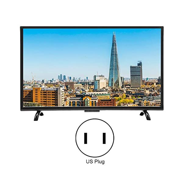 """55"""" Large Smart 4K HDR HD TV Monitor Curved Screen Narrow Border Television 3000R Curvature Support Artificial Intelligence,Network Version 110V 1"""
