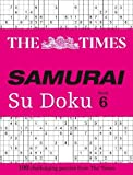 The Times Samurai Su Doku 6