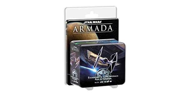 Edge Entertainment- Star Wars Armada: Escuadrones de cazas imperiales (SWM08): Amazon.es: Juguetes y juegos