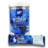 amino VITAL Rapid Recovery - Post Workout Supplement with Vegan BCAAs and Complex Carbohydrates, Amino Acid Powder, Glutamine & Arginine, Reduce Muscle Soreness | 14 Servings, Blueberry