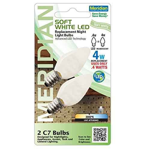 Meridian Led Night Light Bulbs in US - 4