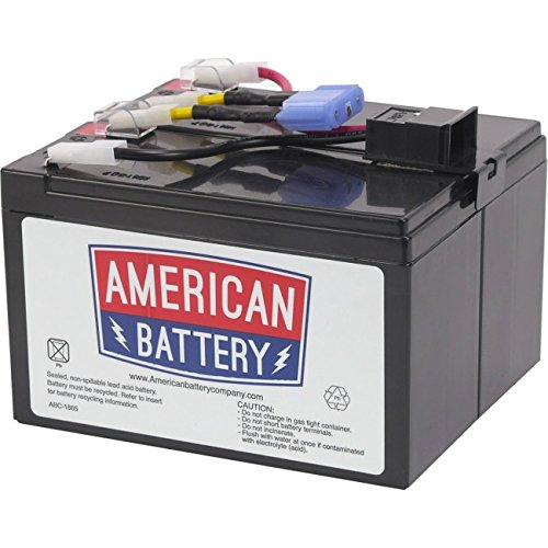 RBC48 UPS Replacement Battery for APC