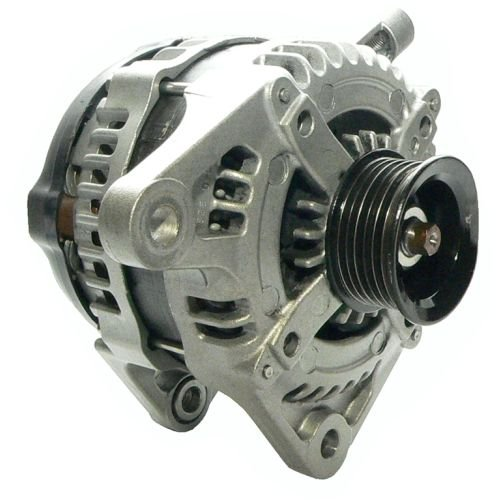(DB Electrical AND0502 New Alternator Fits 3.3L 3.3 3.8L 3.8 V6 Chrysler Town & Country Van 08 09 10 2008 2009 2010, Dodge Caravan 08 09 10 2008 2009 2010 VND0502 04801304AA 04801304AC 4801304AA 11295N)