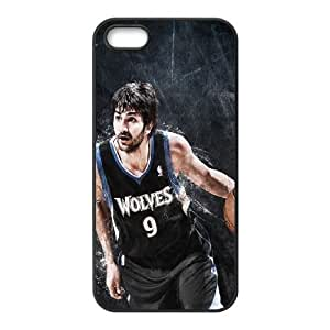 iPhone 5 5s Cell Phone Case Black Ricky Rubio Tluza
