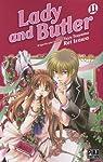 Lady and Butler, tome 11 par Izawa