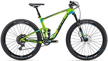 GIANT Anthem SX Advanced 27, 5 Pulgadas Mountain Bike Verde ...
