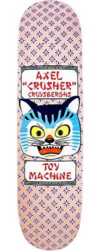 予算岩価格TOY MACHINE(トイマシーン) スケートボード デッキ AXEL CAT D277 (8 x 31.625)