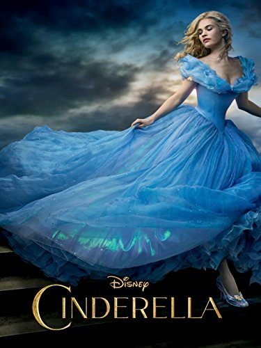 - Cinderella (2015) (Theatrical)