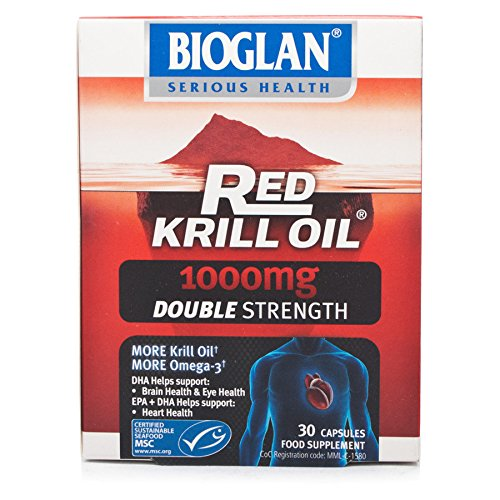 (12 PACK) - Bioglan - Red Krill Oil 1000mg DS | 30's | 12 PACK BUNDLE by Bioglan