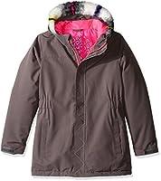 Spyder Girls Cynch Jacket, Medium, Weld/Bryte Bubblegum