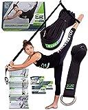 EverStretch Leg Stretcher: Get More Flexible with The Door Flexibility Trainer LITE Premium Stretching Equipment for Ballet, Dance, MMA, Taekwondo & Gymnastics. Your own Portable Stretch Machine!