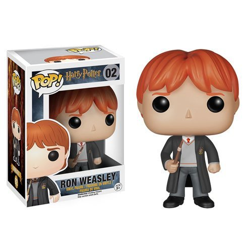 HARRY POTTER Funko Ron Weasley Action Figure