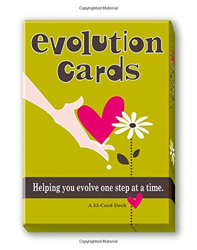 Evolution Cards: Helping You Evolve One Step At A Time - A 53-Card Deck ebook