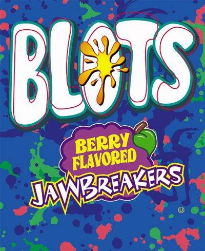 (BLOTS Jawbreakers Candy (2 LBS) - BULK with BONUS ITEM )