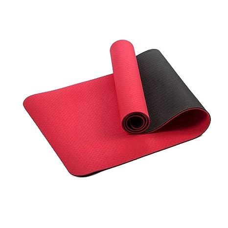 Amazon.com: Yoga Mat Environmentally Friendly and Tasteless ...