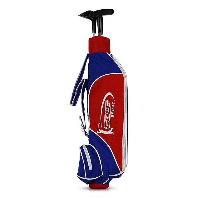Juego de golf con bolsa 3 pelotas de golf palo de golf Set ...