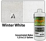 Water Reducible Concentrate (WRC) Concrete Stain - Winter White